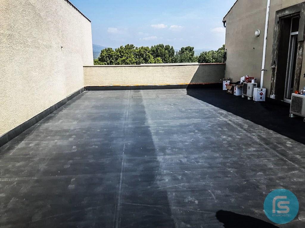 RS Etanchéité Toulouse   Nos toitures terrasses EPDM
